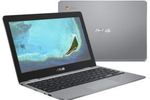 薄型、軽量設計のChromebook ASUSChromebook™ C223NAの販売を開始