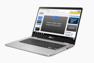ASUS Chromebook C423NA の販売を開始